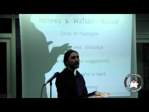 Adrian Bolboaca - Sherlock Holmes And Pairing