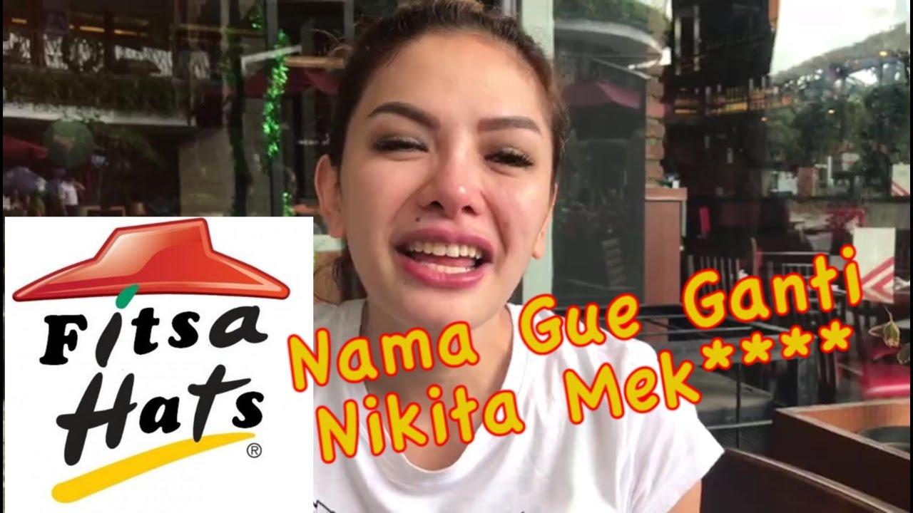 FITSA HATS DAN GUE GANTI NAMA! NIKIVLOG #8