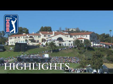 Highlights | Round 2 | Genesis Open