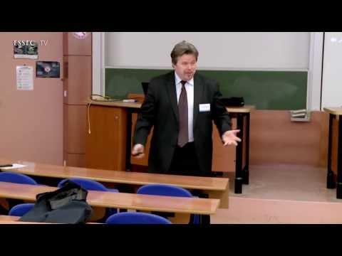"Master Class ESSEC | ""Social Media and Marketing: Strange Bedfellows"" - Peter O'Connor"