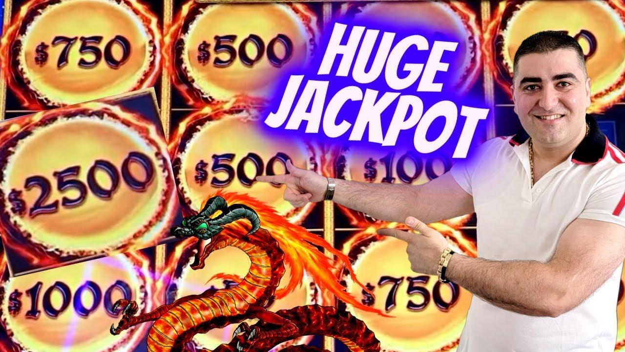MASSIVE HANDPAY JACKPOT On High Limit Dragon Link Slot | Las Vegas Casino JACKPOT | SE-1 | EP-20