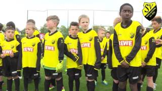 Video vom Pfingstcamp des SV Morlautern