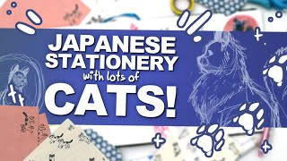 TEACHING MYSELF TO DRAW CATS | ZenPop! Unboxing | Japanese Stationery
