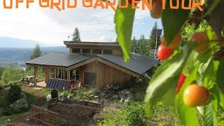 Off Grid Garden Tour: Back To Eden And More