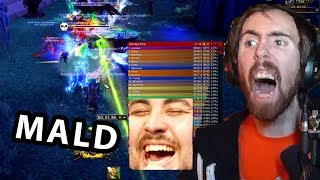 Asmongold Hosts The WORST DPS Comp Ever