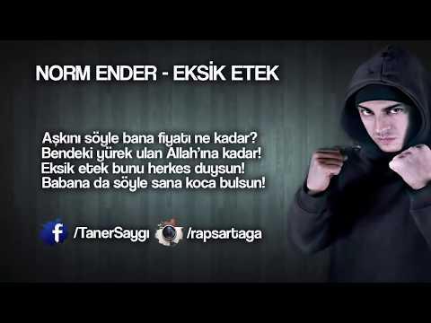 Ceza vs Norm Ender - En Detaylı Video (2016)