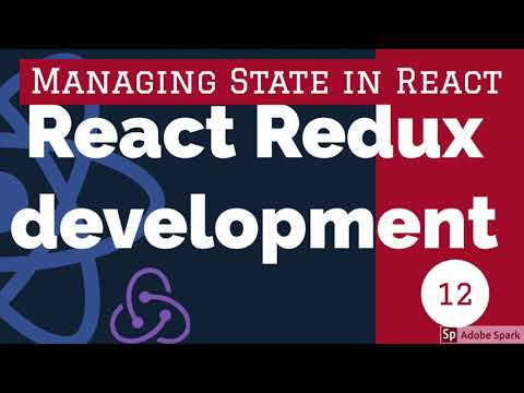 React Redux First Demo Application Part 1 #12