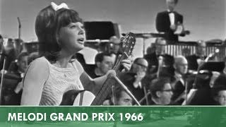 "MGP 1966 || Åse Kleveland, ""Gi meg fri"" (C)"