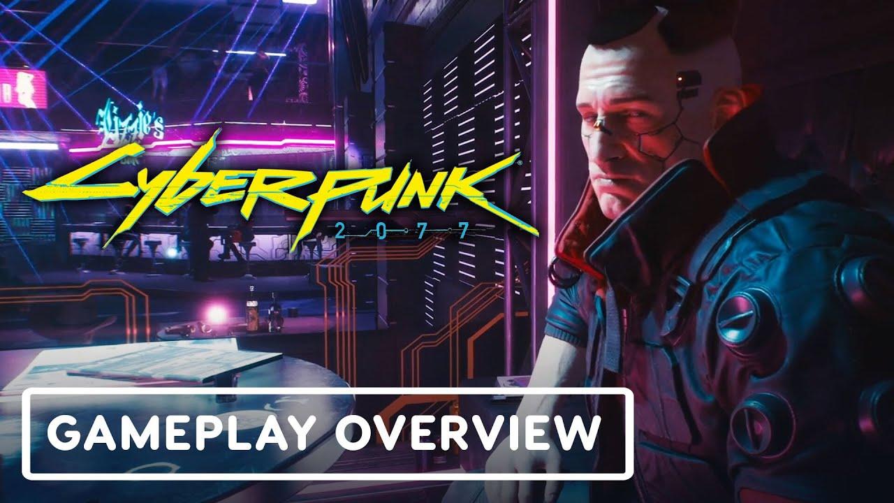 Cyberpunk 2077 - Lifepath Gameplay Overview Developer Q&A