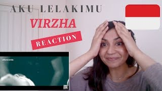 VIRZHA – Aku Lelakimu -- Reaction Video! / Indonesian Music Reaction MP3