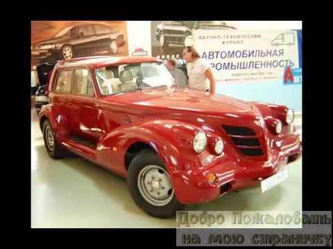 Русский внедорожник Нива вдувает автомобилю BMW