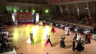 LATVIA OPEN 2011 (фрагменты). 06.11.2011