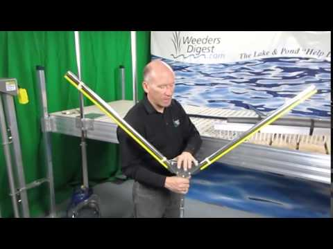 LAKE WEED CONTROL TOOLS And REMOVAL EQUIPMENT