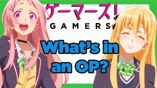 What's in an OP? - Gamers! - Is that a Mother****ing PUBG Reference?