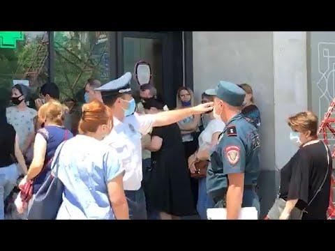 Ոստիկանության-արտակարգ-ծառայությունը-Նոր-Նորքում