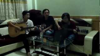 Đừng nhìn lại (Unlimited)....cover by Kẹo Mút band