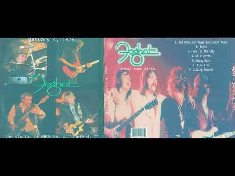 FOGHAT live in Wallingford, CT, 04.01.1976