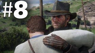 Red Dead Redemption 2 Part 8 - Jail - Gameplay Walkthrough (RDR2) PS4