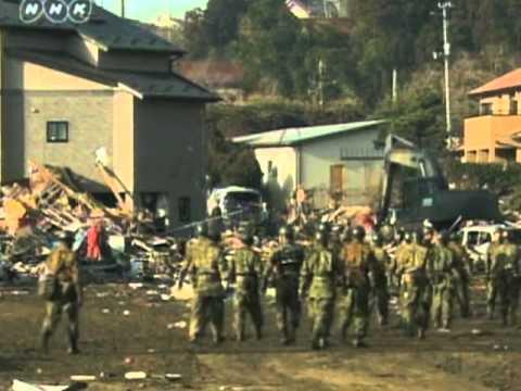 Battle To Prevent Nuclear Meltdown After Japan Quake
