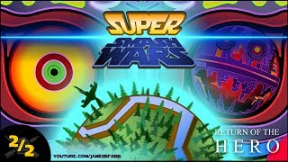 Repeat youtube video SUPER SMASH WARS 3: Return of the Hero (Part 2/2) A Star Wars / Nintendo-Verse Mashup