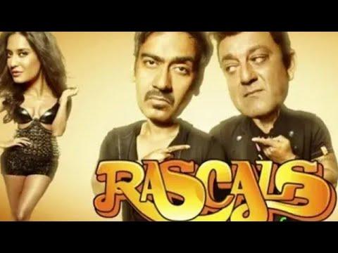 Download RASCALS Movie:  Ajay Devgan || Sanjay Dutt | New Hindi Movie 2020 || FULL HD ||
