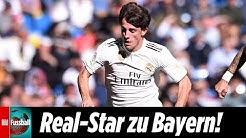 Darauf können sich die Bayern-Fans freuen  I Best of Álvaro Odriozola