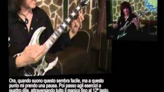 Michael Angelo Batio warm up - Axe 159