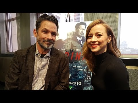 Billy Campbell & Karine Vanasse talk Cardinal
