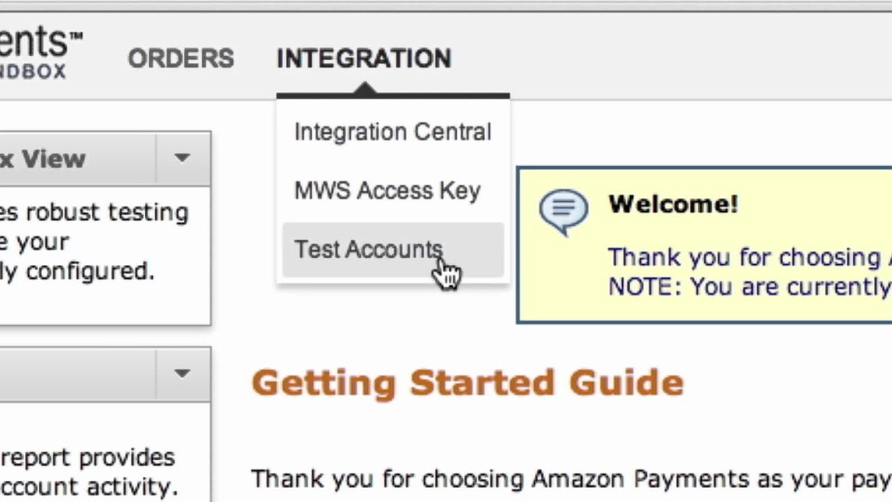 amazon seller central integration