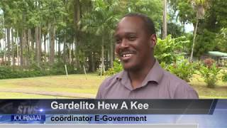 'Safe City Project' Suriname aanstaande - Gardelito Hew A Kee Q2 YouTube Videos