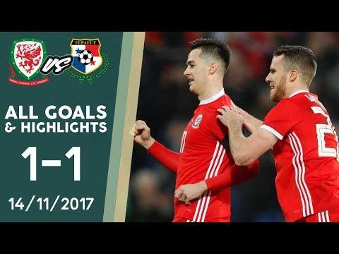 WALES 1-1 PANAMA | GOALS & HIGHLIGHTS (14/11/2017)