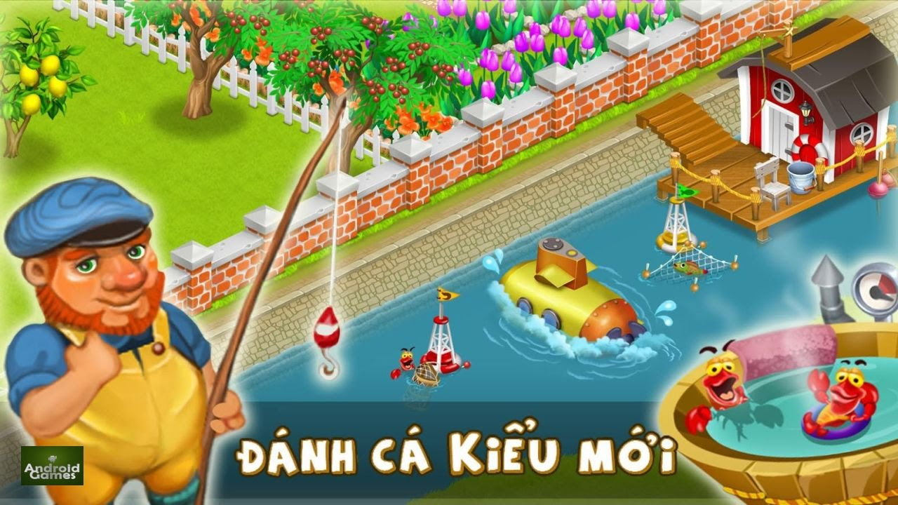 Farmery – Game Nong Trai Preview HD 720p