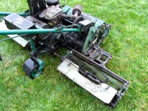 The History Of The Lawn Mower | The Arts Mechanical