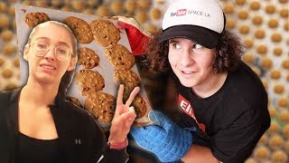 Why Joana Ceddia inspired me to bake cookies