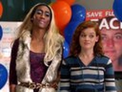Download Stuck In The Bubble! - Suburgatory
