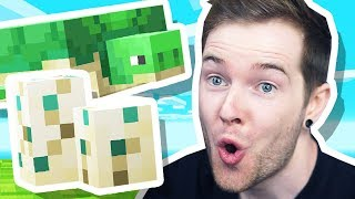 I Stole TURTLE EGGS in Minecraft Hardcore!