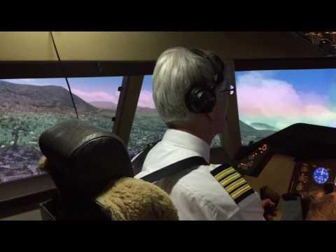 Takeoff from Kathmandu