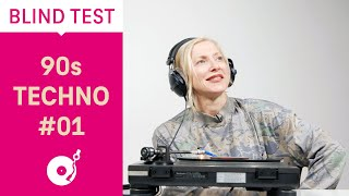 Blind Test // 90s Techno #1 - Episode 2 (Electronic Beats TV)