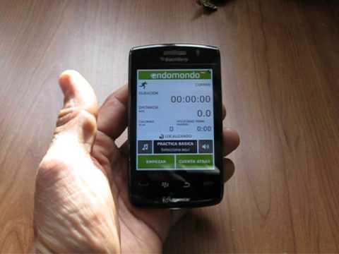 Blackberry Storm II 9520