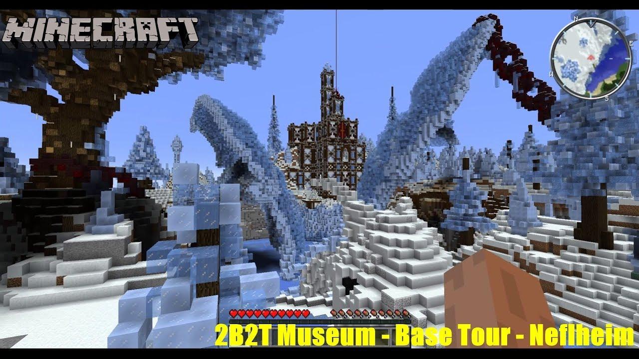2B2T Museum - Base Tour - Neflheim