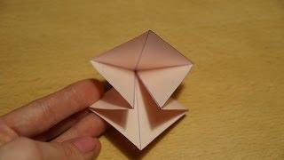 оригами. Базовая форма оригами