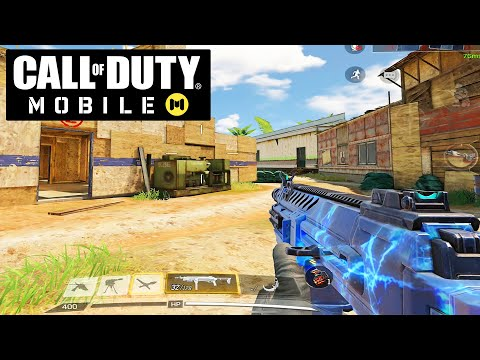 Call of Duty Mobile - gameplay ULTRA GRAPHICS + vídeo