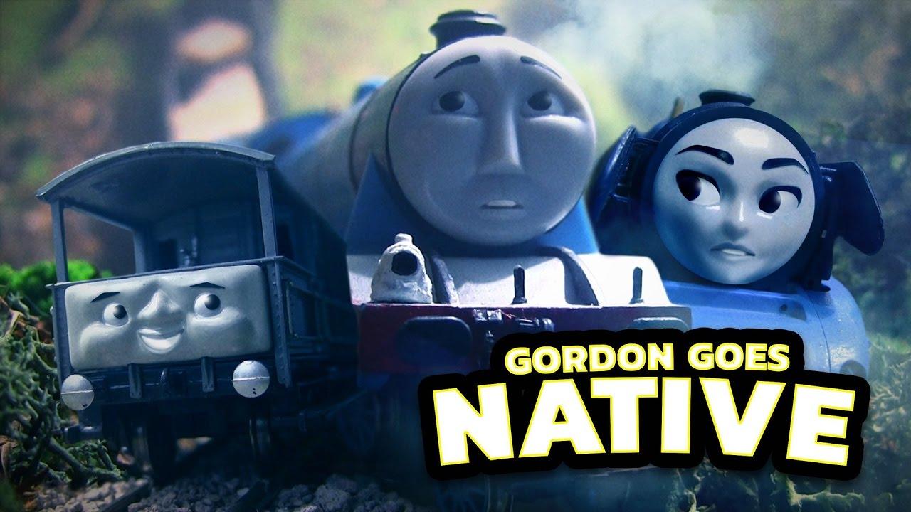 Tank Trouble 1 >> Thomas & Friends: Gordon Goes Native | Thomas Creator Collective | Thomas & Friends - YouTube