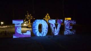 Маппинг на буквы LOVE