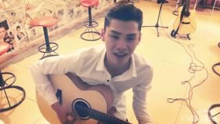 [Guitar] Hồ Giang Đông - Không Thấy Ngày Về Cover