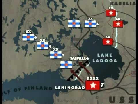 Советско-финская война (зимняя война) Soviet-Finnish War (Winter War)