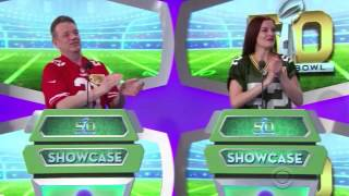 The Price is Right (2/5/16) Super Bowl 50 Special | Highlights
