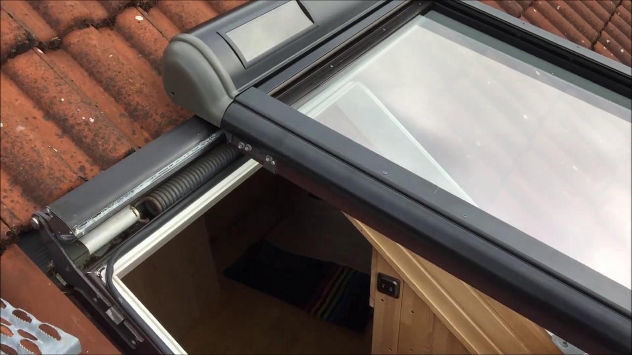 dachfenster mit rolladen ]   dachfenster mit rolladen, dachfenster
