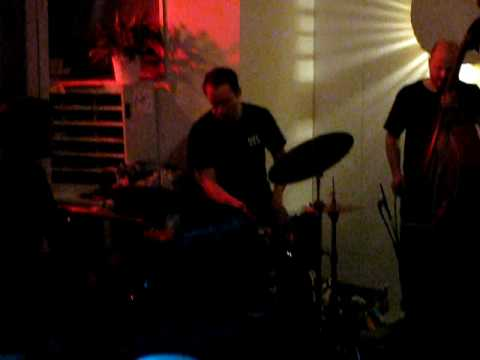 The Thing live at the Compound Gallery in Oakland 4/28/09