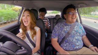 DRIVEN 2014 #2: F56 MINI Cooper vs Citroen DS3 vs VW Beetle with Megan Tan